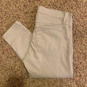 NWT Flying Monkey khaki skinny jeans size 27